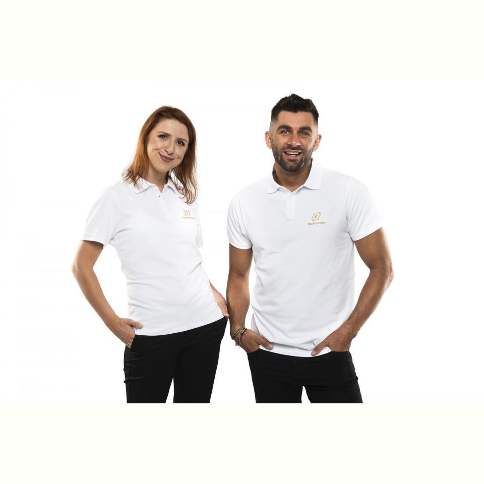 Harmonelo polo T-shirt men XXL